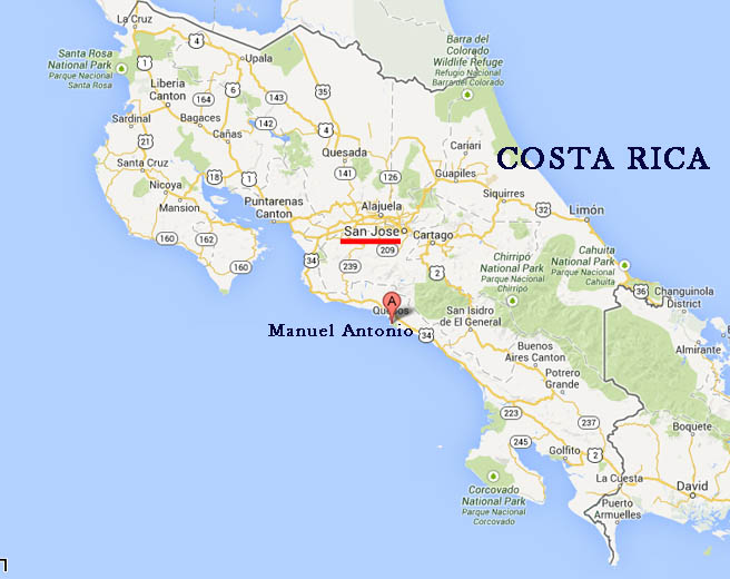 Costa Rica Hotels - Anywhere