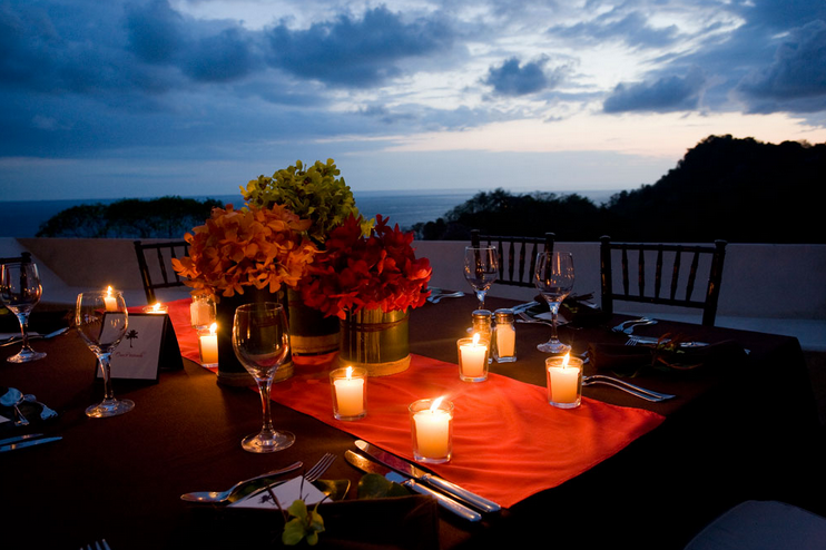 Friday Welcome Party & Saturday Wedding at Punto de Vista Villa